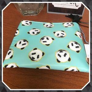 Handbags - Panda Makeup Bag